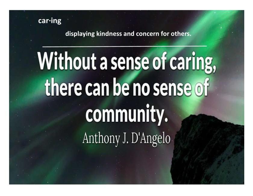 Caring F