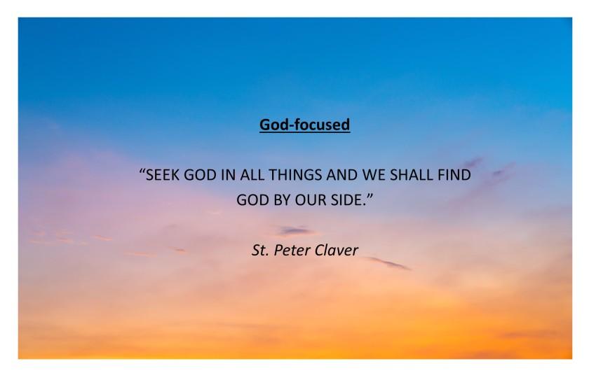 God-Focused F